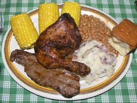 Dinner at Kahua Ranch