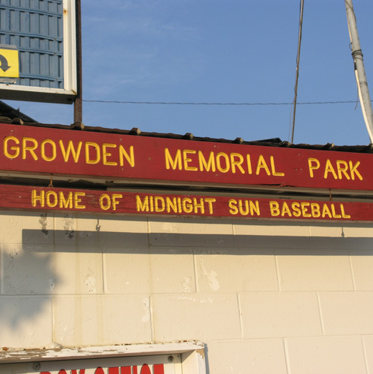 Growden Memorial Baseball Park
