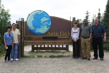 Arctic Circle - Tour Gang