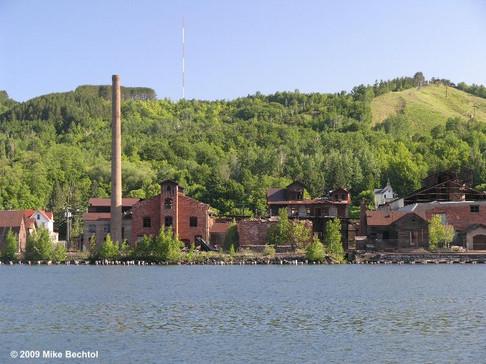 Houghton - Copper Smelter