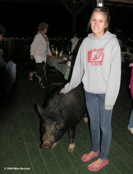 Rachel and Piggly-Wiggly