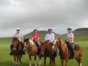 Paniolo Adventures Horseback Ride
