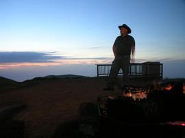 Sunset at Kahua Ranch