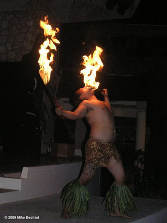 """""""Legends of the Pacific"""" Luau"""