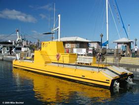 Reefdancer Glass Bottomed Boat