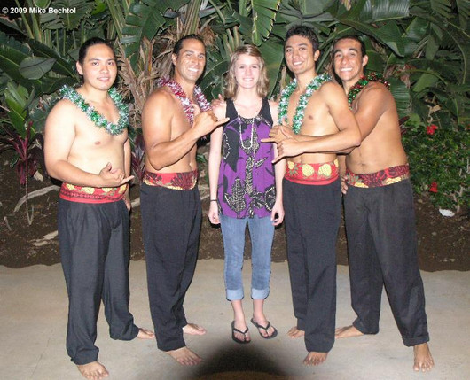 """Legends of the Pacific"" Luau"