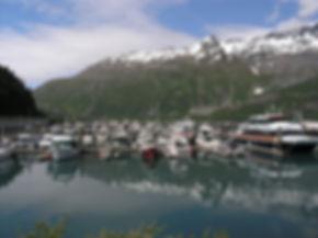 Whittier Docks