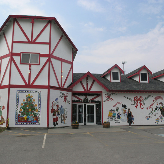 Santa Claus House - North Pole, Alaska