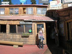 Salmon Bake Restaurant