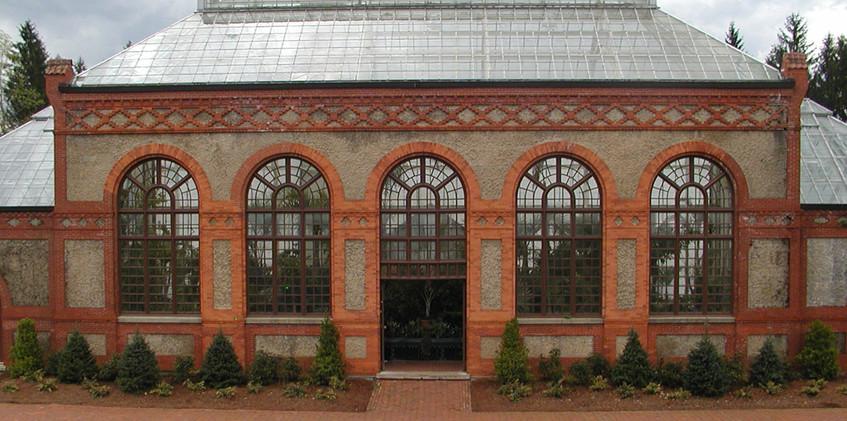 Biltmore Garden Greenhouse