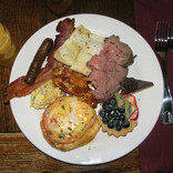 Plate #1 at Pump House Restaurant