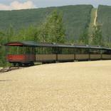 Gold Dredge 8 Train
