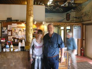 Coldfoot, Alaska Store & Restaurant
