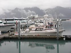 Seward Boat Docks