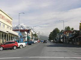 Downtown Seward