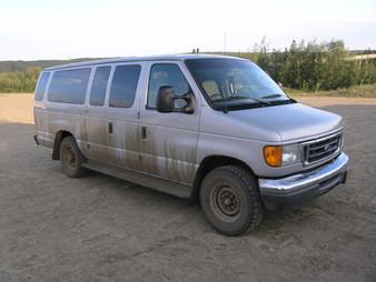 Our Tour Van
