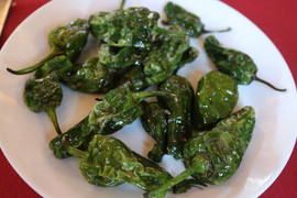Mallorcan Peppers (delicious)
