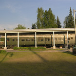 Train Car That Carried Pres. Harding