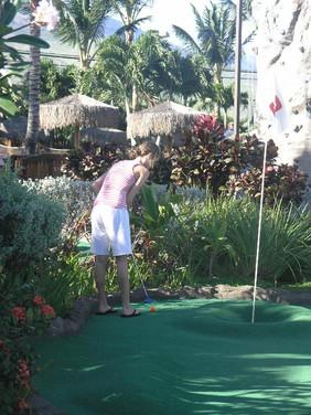 Miniature Golf at Maui Golf and Sports Park