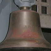 USS Arizona Bell