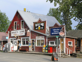 Nagley's Store - Home of Mayor Stubbs