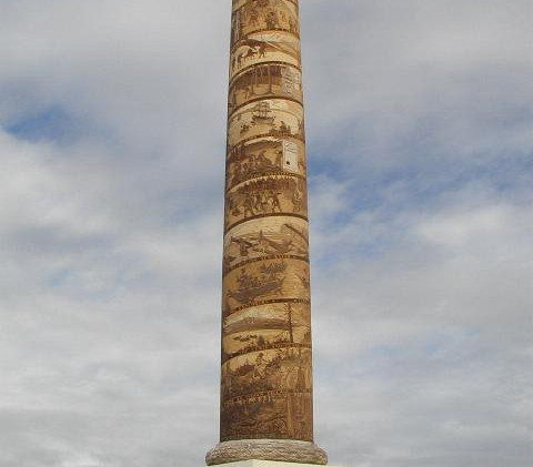Astoria Column, Astoria, OR