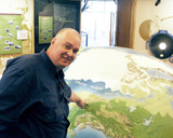 Inside the Arctic Interagency Visitor Center