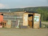 Gift Shop by Yukon River