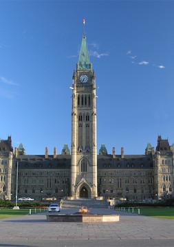 Parliament - Centre Block