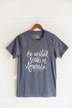 The United States of America Tee
