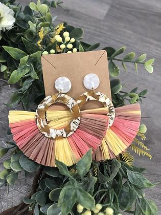 Darcy Tassel Earrings