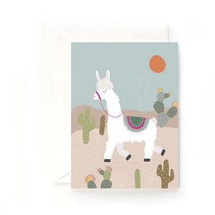 Llama Trot