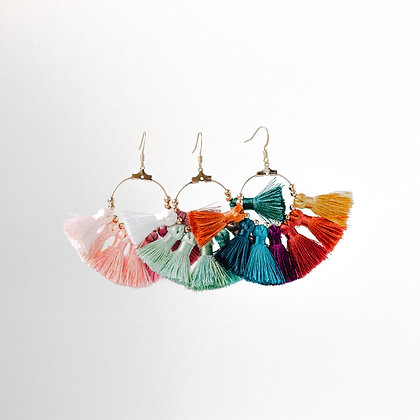Colors of the Wind Earrings