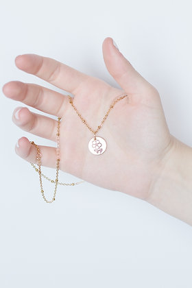 Forget Me Not Miscarriage Necklace