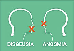 DISGEUSIA Y ANOSMIA