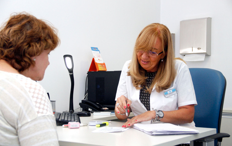 Atención en Consultorio por una Nutricionsita
