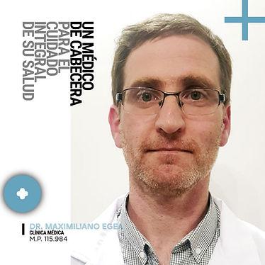 Dr. Maximiliano- Egea