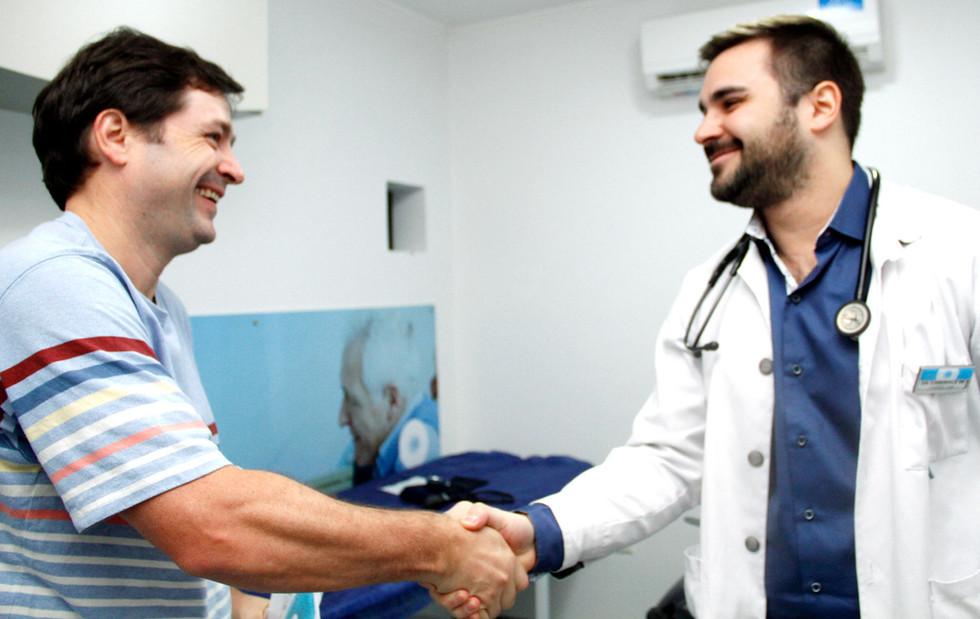 Consulta con su cardiólogo en el Centro Médico Capital de La Plata