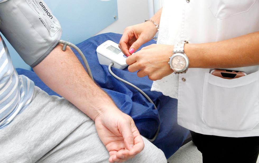 Control Clínico para Chequeo Preventivo de Salud
