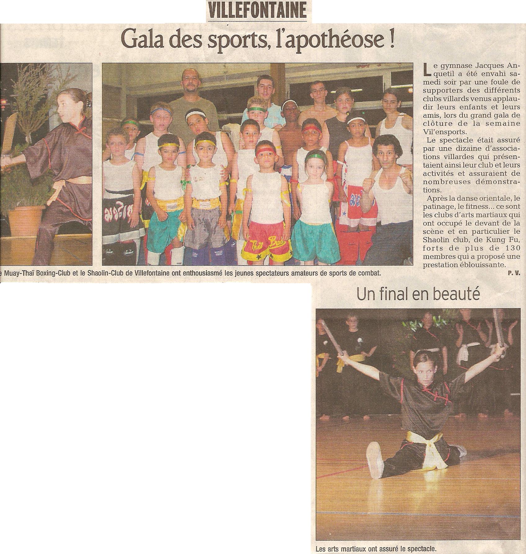 11.Gala des sports