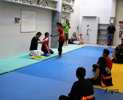 Dernier cours Enfants saison 2014/15