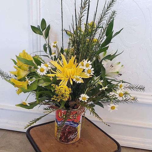 Beans Bouquet