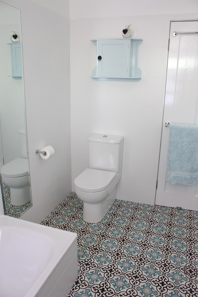 bathroom renovations redcliffe