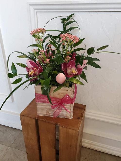 Glitter Ribbon Bouquet