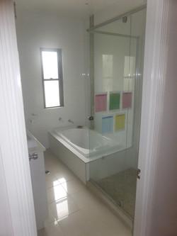bathroom renovations clontarf