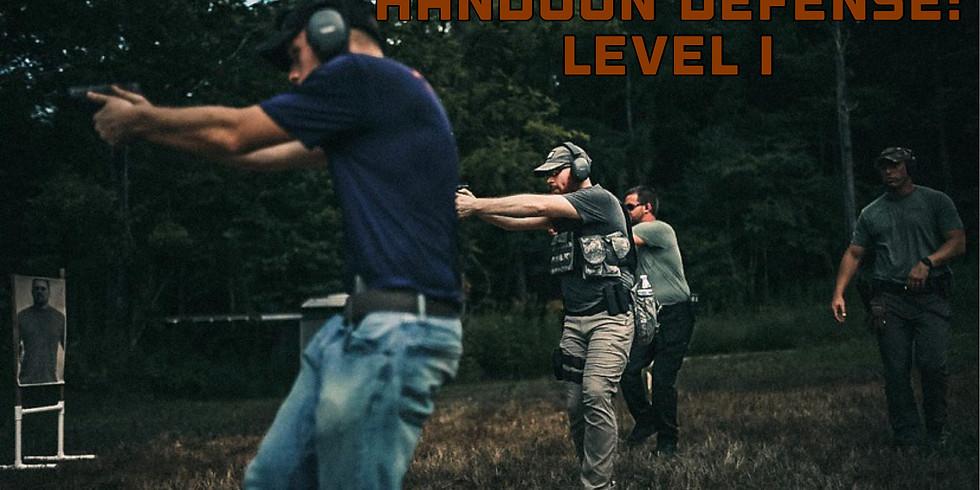 Handgun Defense: LEVEL I