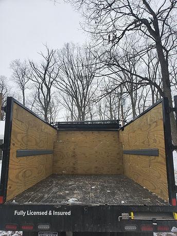 Junk Elves Dump Truck Junk Removal Bucks County, PA