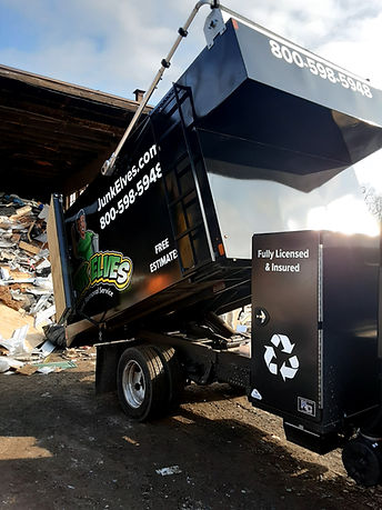 Junk Elves Junk Removal Bucks County PA