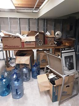 Basement Cleanout Bucks County PA Junk Elves