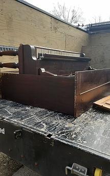 Piano Removal Junk Elves Bucks Cunty PA